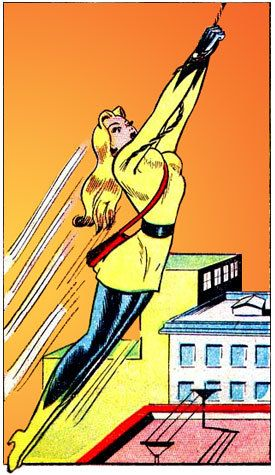 Image result for sun girl timely comics