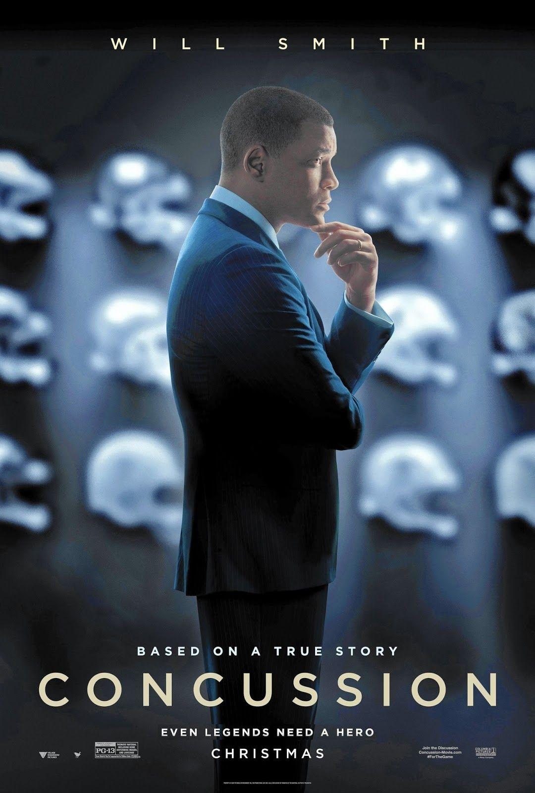 Concussion MOVIE ZONEA Will smith movies, Movies