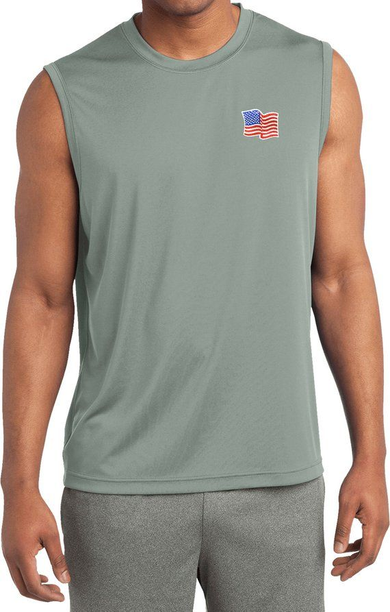 Ford Mustang T-shirt Shelby Cobra Sleeveless Competitor Tee