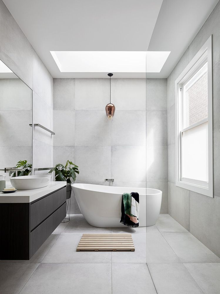 4 Principles for Creating the Perfect Bathroom - Jessica Elizabeth