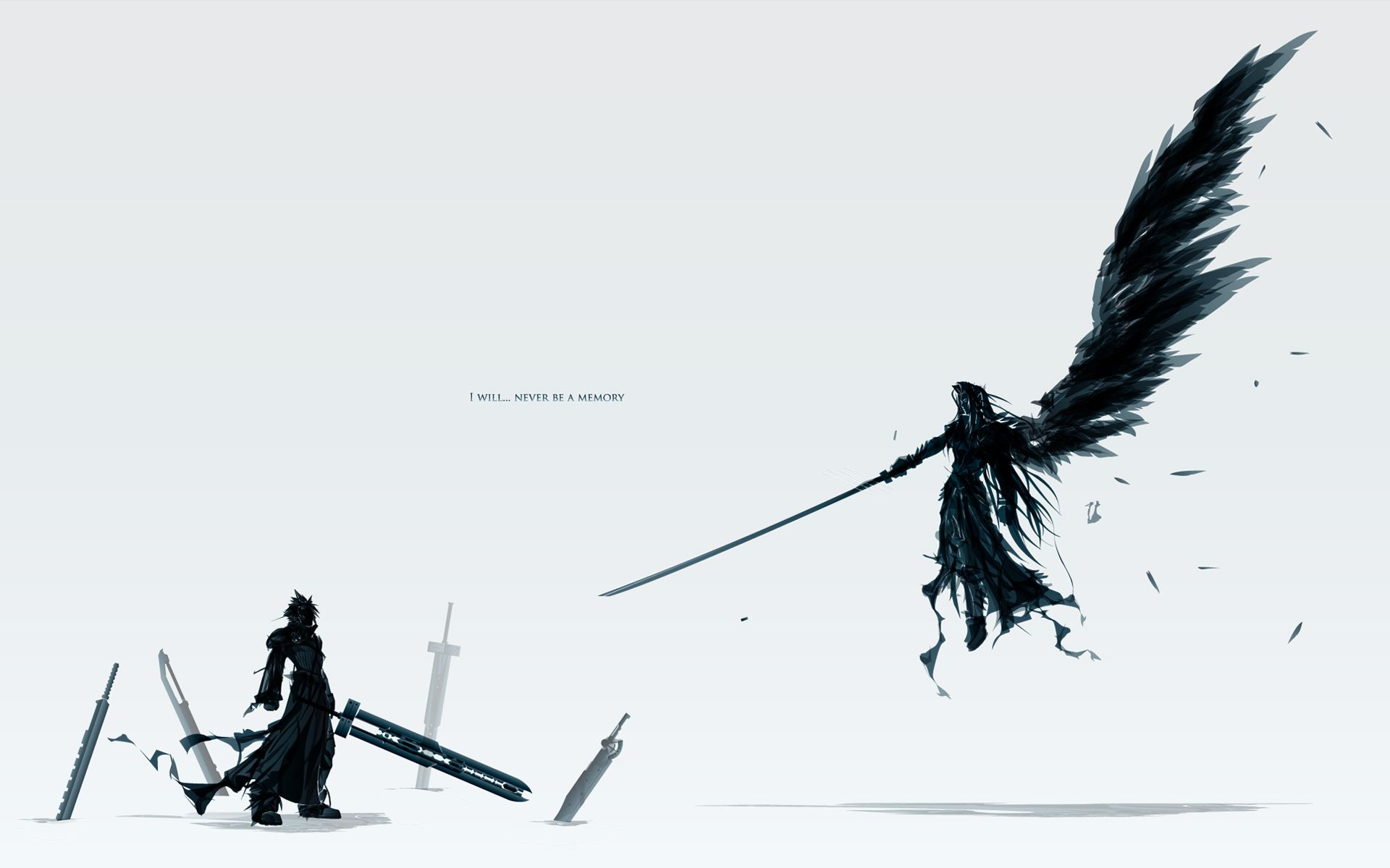 Final Fantasy Vii I Will Never Be A Memory ファイナル