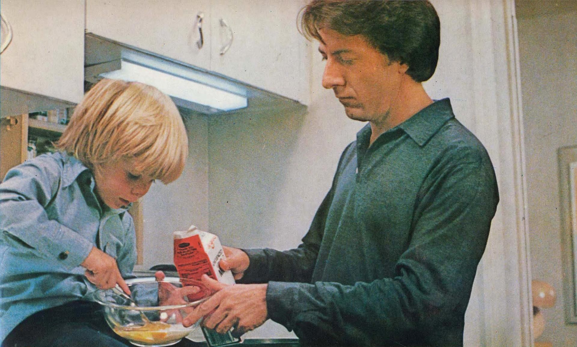Image result for kramer vs kramer making breakfast