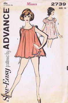 1960's pajamas -