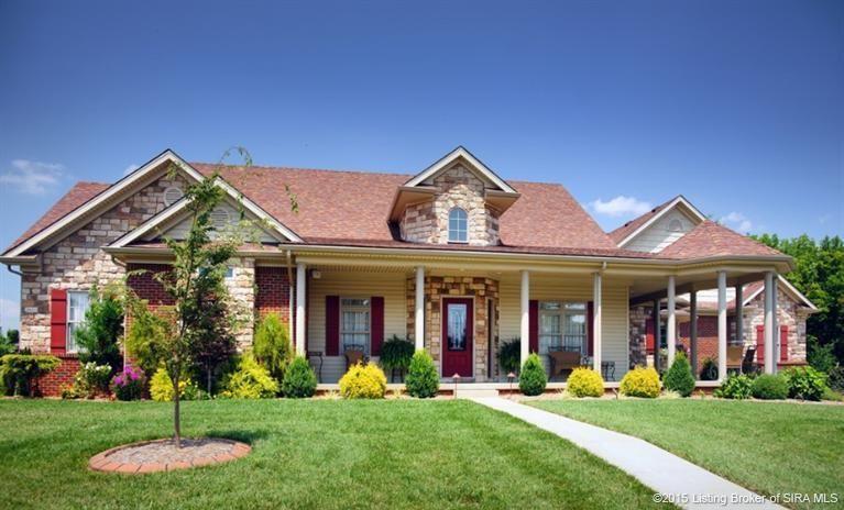 Georgetown Indiana Population 2 917median Home Sale