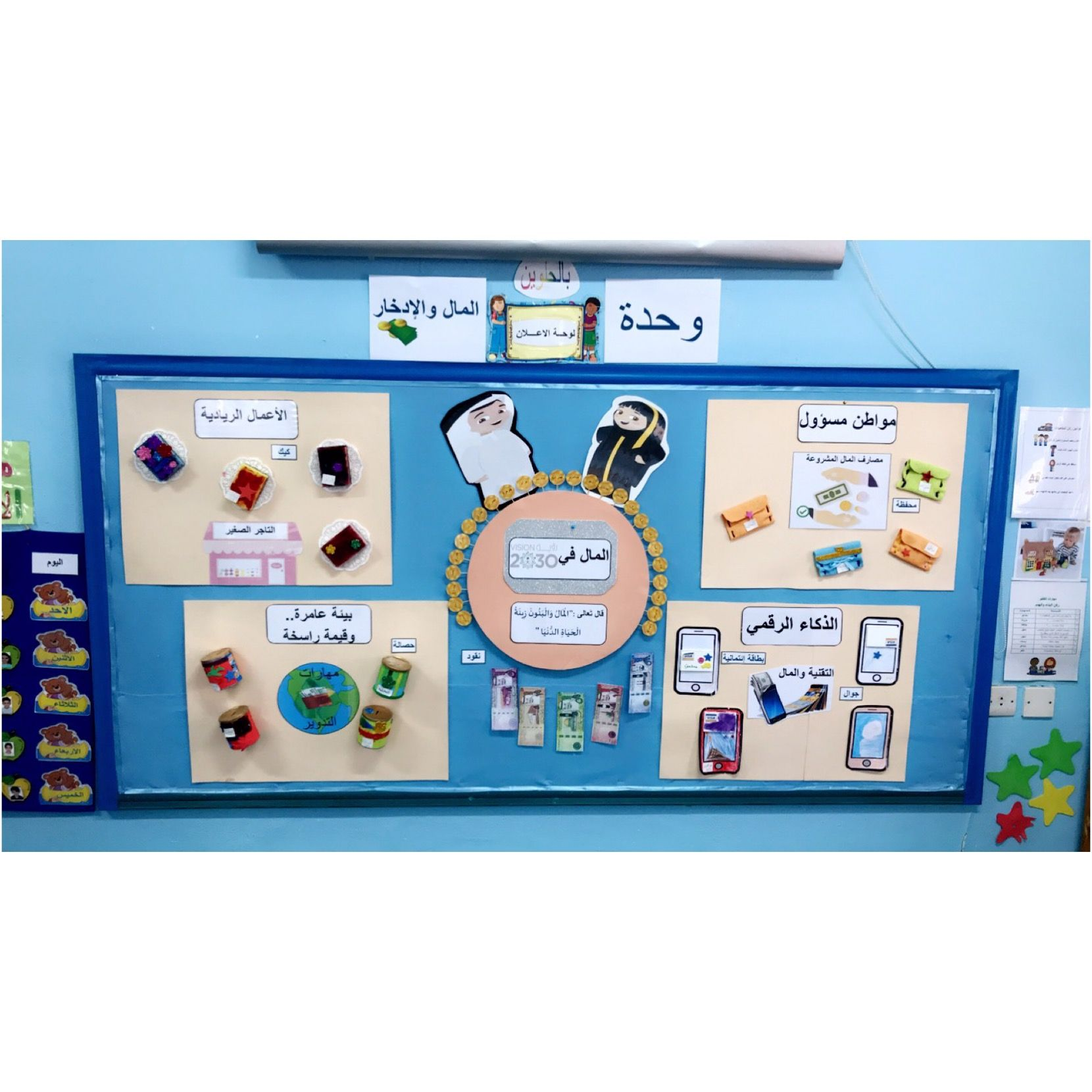 لوحة إعلان وحدة المال والإدخار Toy Chest Toys Storage Chest