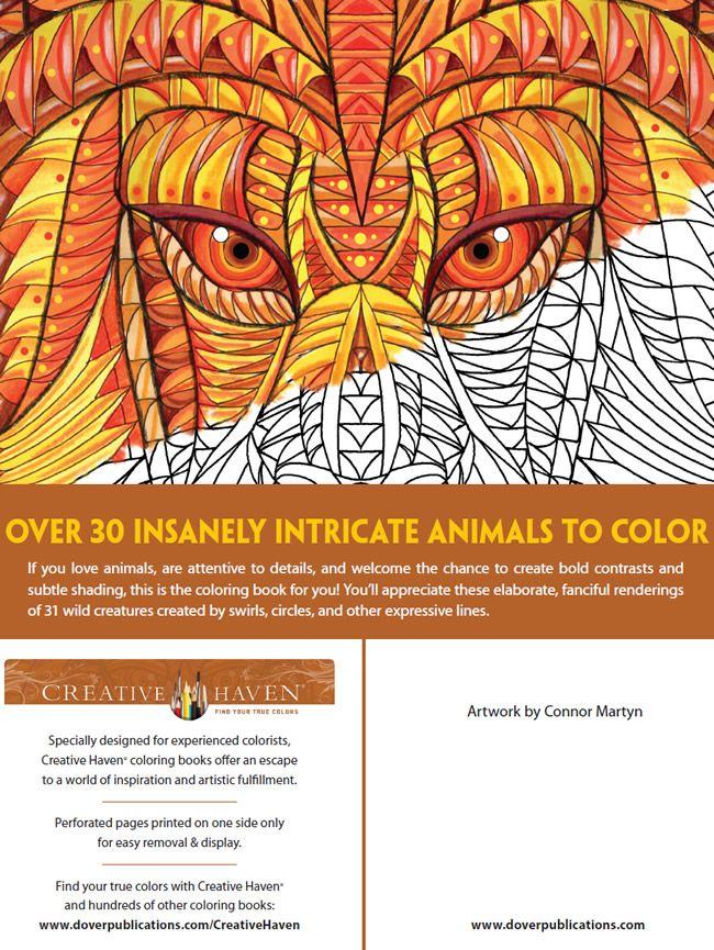880+ Angular Animals Coloring Book Free