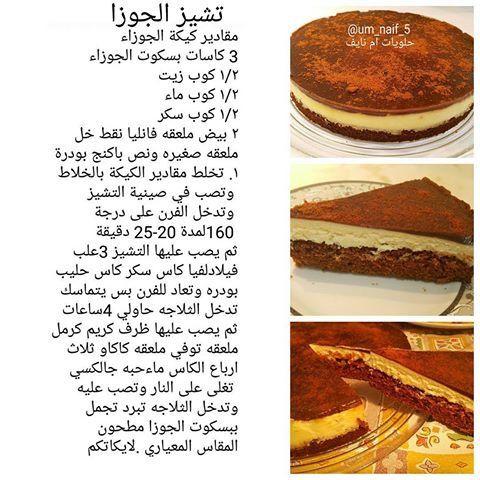 كيكة بسكوت الجوزاء Cakes Plus Digestive Biscuits Biscuit Cake