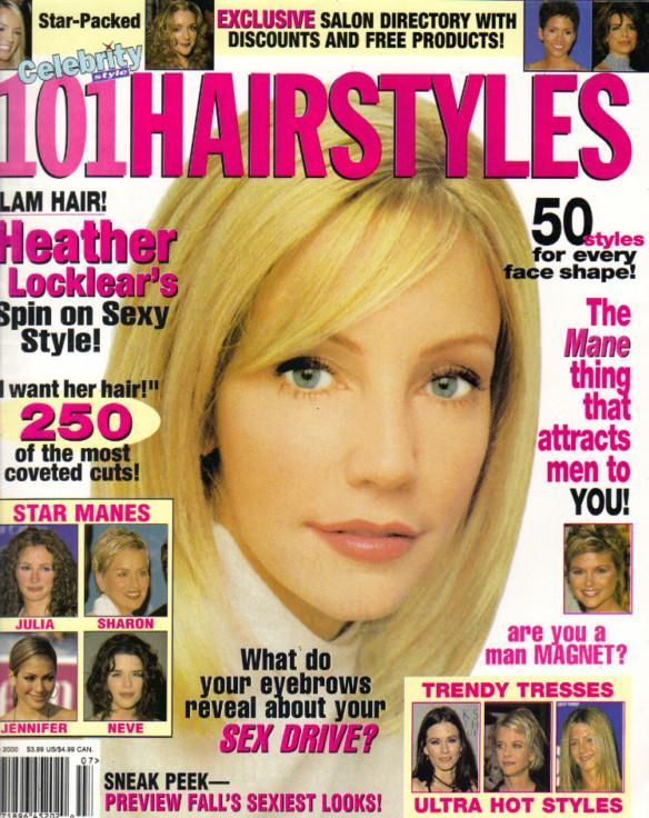 Hairstyle Magazine she cites our very own hollywood finish as partially responsible for her fabulous hair with hair like that who can argue with the results Hair Magazine Hairstyles 2012 13