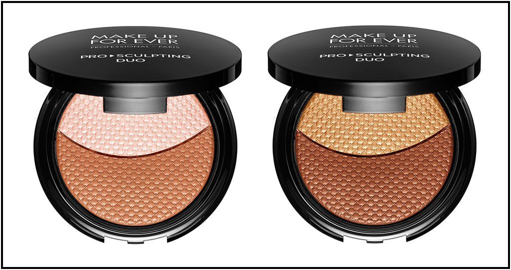 Make Up For Ever Pro Sculpting Duos   Makeup-aholic: A ...