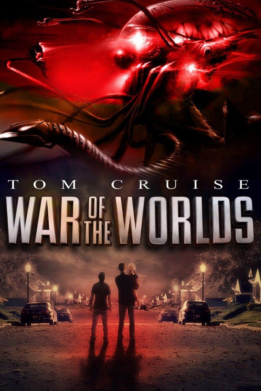 Poster Of War of the Worlds (2005) In Hindi English Dual