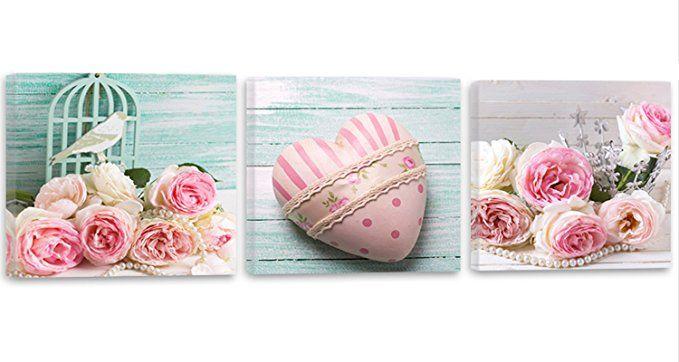 Feeby Frames, Leinwandbild, Bilder, Wand Bild - Bilder Blumen bilder