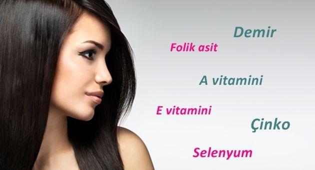 Saca Iyi Gelen Vitaminler Ve Mineraller Nelerdir 9 Adim Vitaminler Sac Guzellik