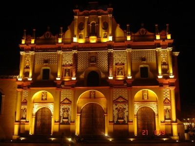 Catedral de San Cristóbal de las Casas México   catedrales ...