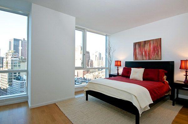 Schlafzimmer Nach Feng Shui Gestalten Weiß Und Rot