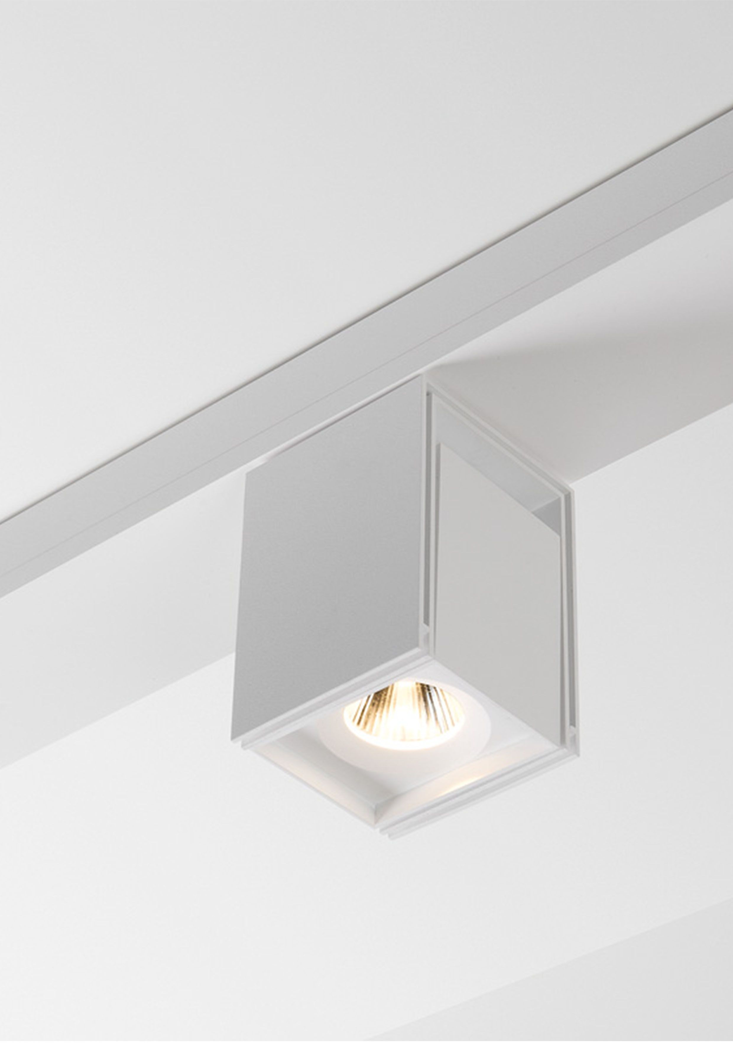 Ceiling Mounted Light Mp78 Fortimo Led By Modular Lighting