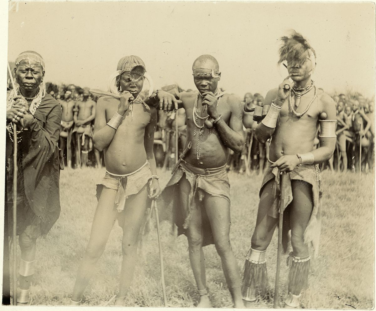 Charles William Hobley Date of Photo: 1902? Continent: Africa Geographical  Area: East Africa Country: Kenya Region/Place: Nyanza Cultural Group: Luo  Format: ...