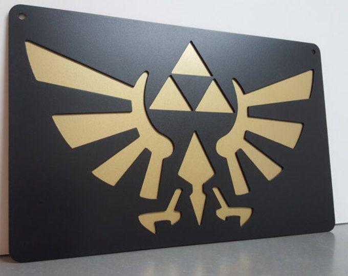 Legend of Zelda custom headphones geek guy gift for her