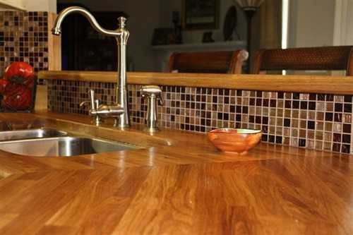 Tiling Cheat Amazing Effects Using Self Adhesive Wall Tiles Kitchen Backsplash Design Decor A Metallic Look Really Blends
