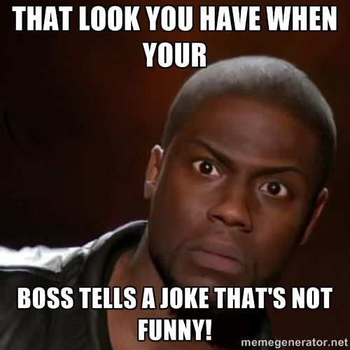 Funny Memes About Your Boss Work Humor Work Memes Workplace Humor