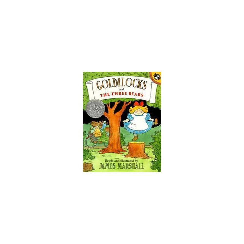 Goldilocks and the Three Bears (Reprint) (Paperback)