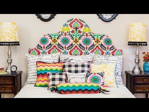Easy DIY Headboard | Sew This Bedroom | Hobby Lobby®