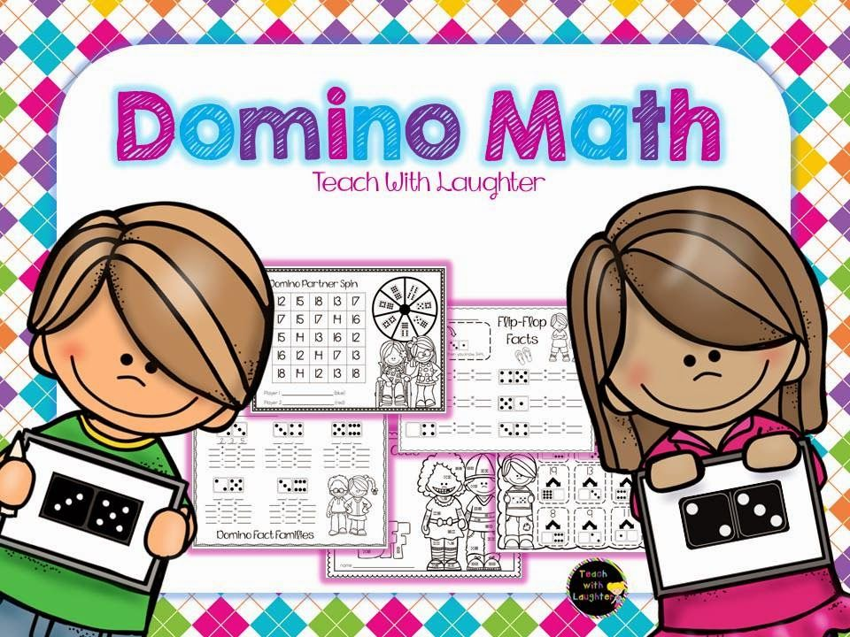 Domino Activities - no prep - just print and use! | Math | Pinterest ...