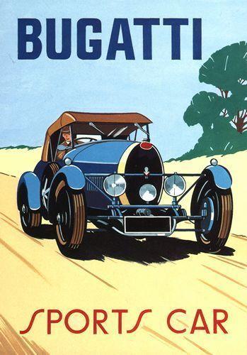 Citroen DS Advertising Poster A3  Reprint