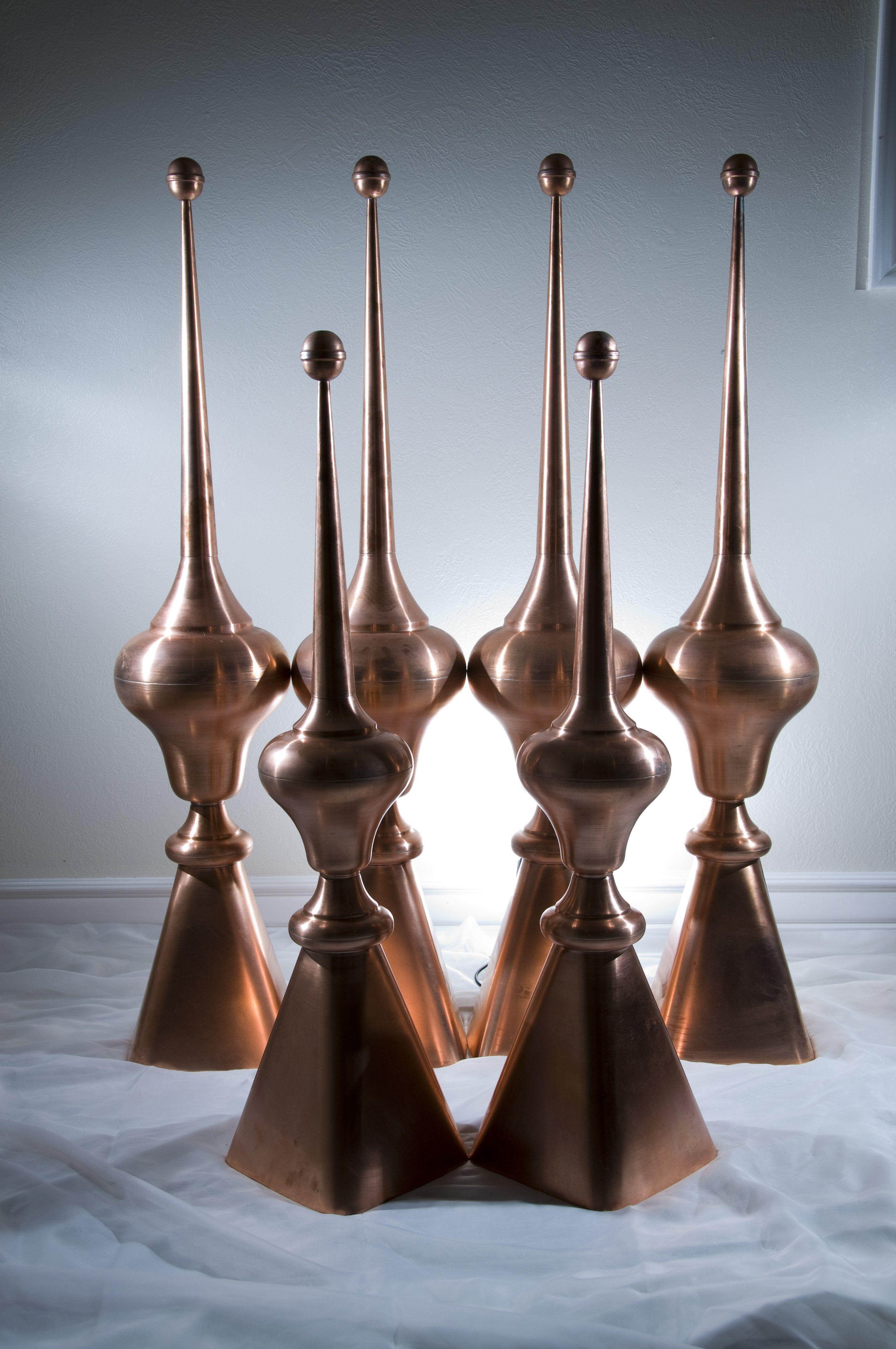 Best Beautiful Copper Finials For Copper Roof Www 640 x 480