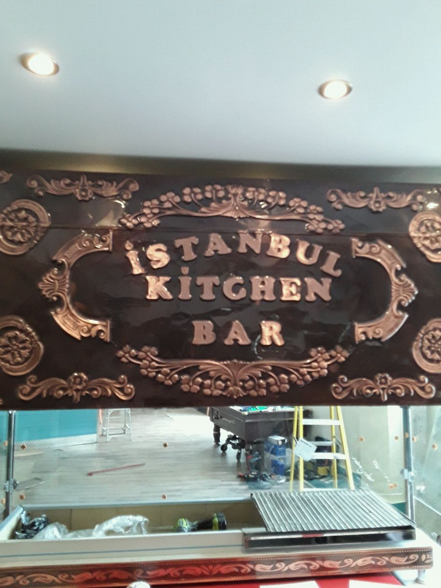 Istanbul kitchen bar barnsley dolphin catering fabrications supplied