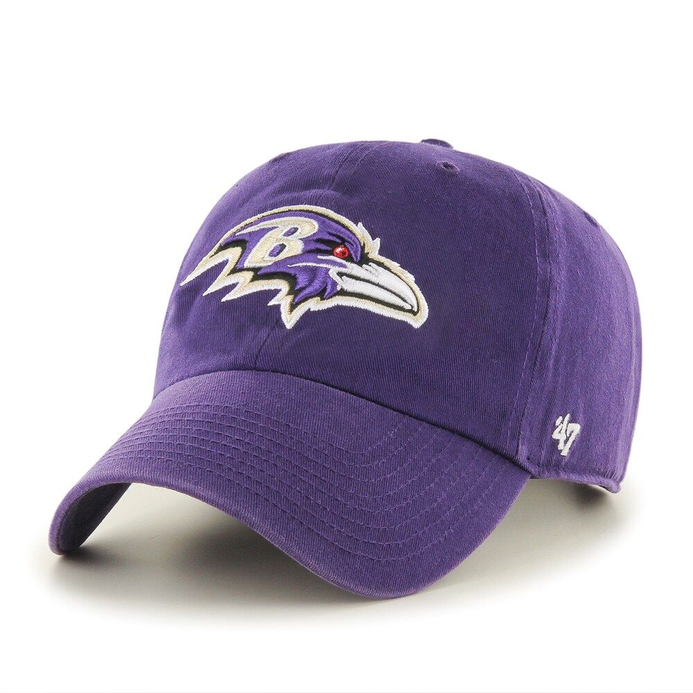 47 NFL Womens Skyler Clean Up Adjustable Hat