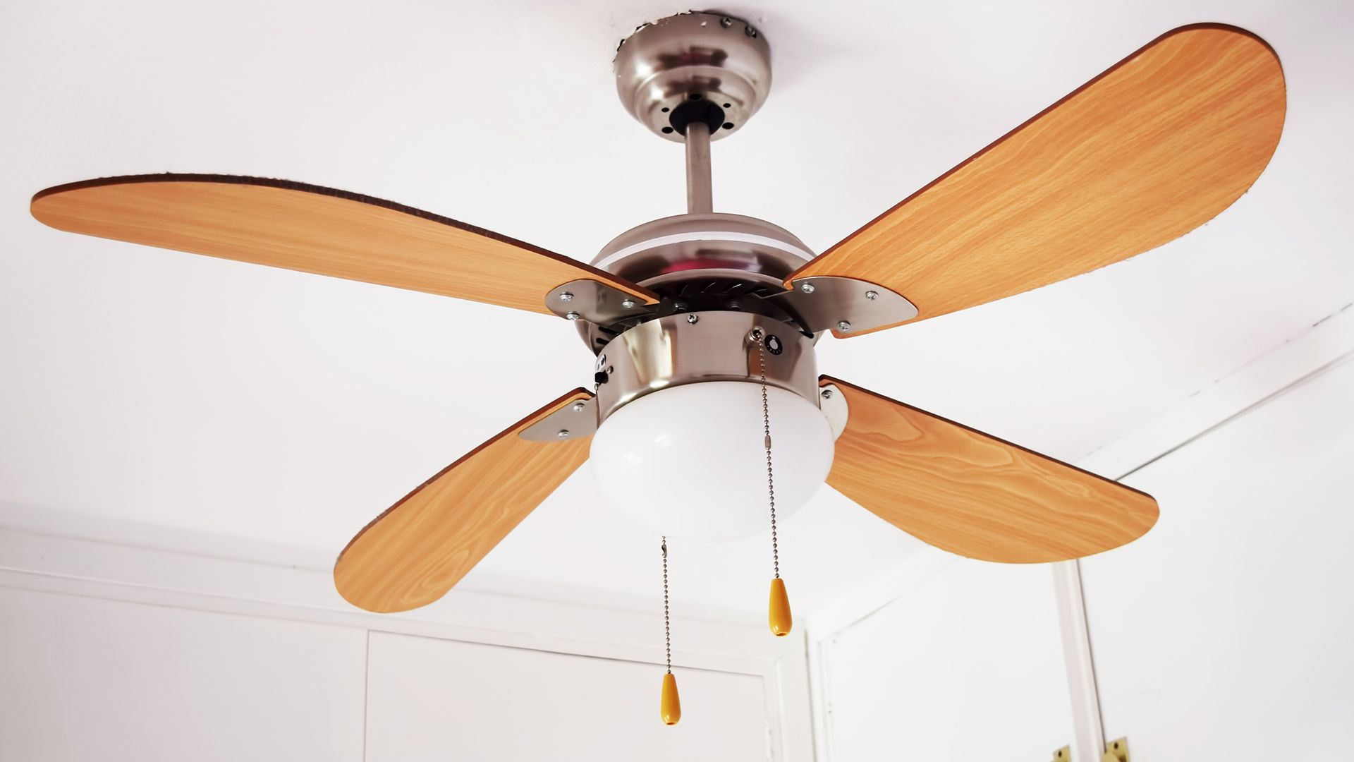 How often you should clean a ceiling fan and the right way to do ceiling fans are great for cooling down a room but they also gather dust like mozeypictures Image collections