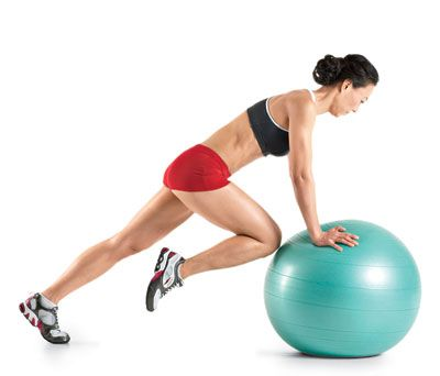 14 timesaving exercises // mountain climbers stability