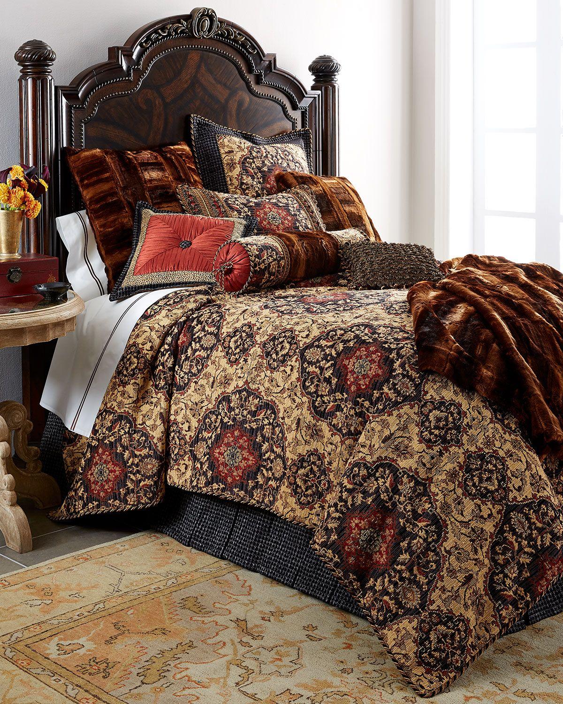Horchow Horchow Bedding Pinterest Grand Bazaar Bed Linen  # Muebles Bazar Santa Sofia