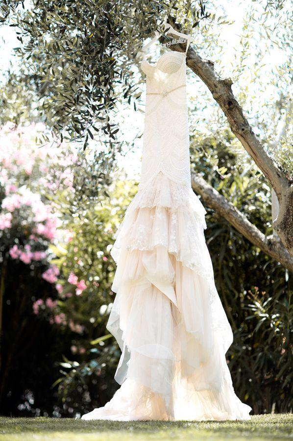 Wedding Dresses: Illustration Description Stunning Inbal Dror ...