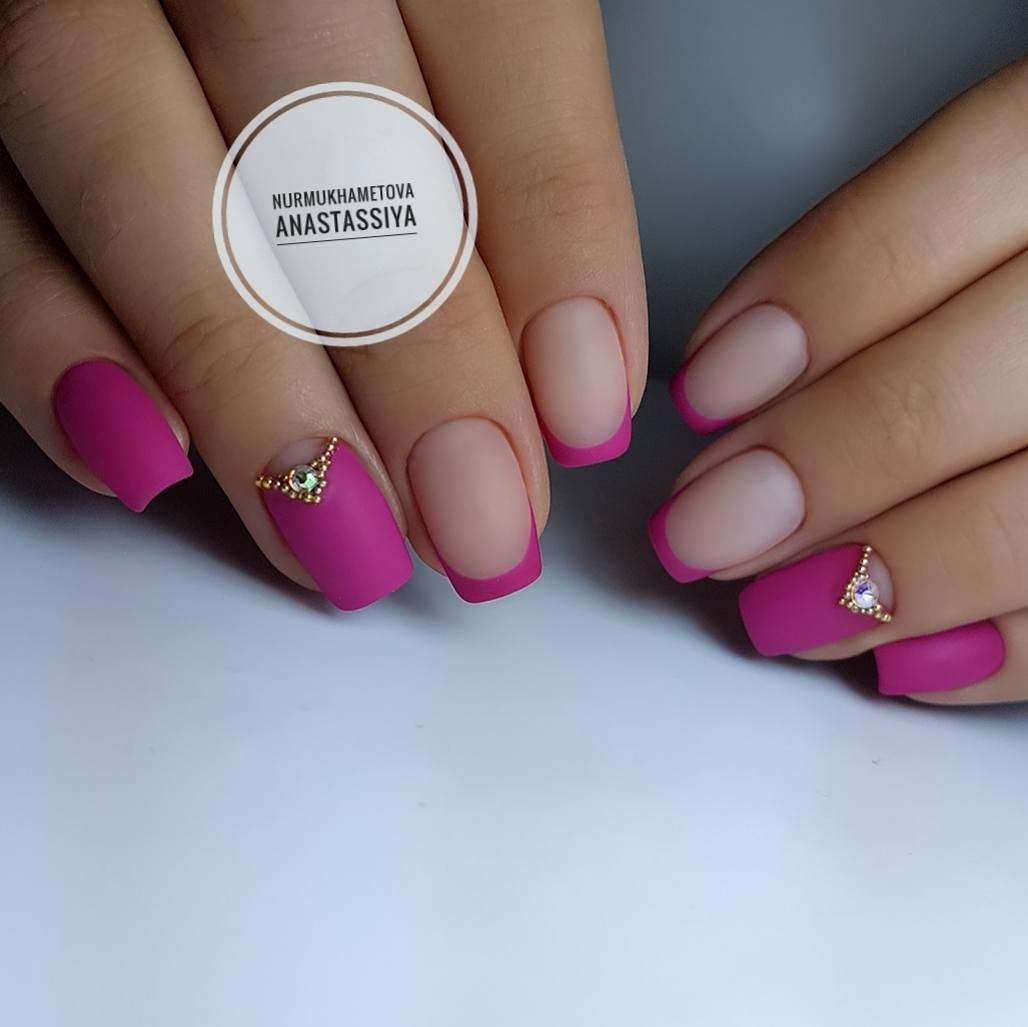 Nail Art #3670 - Best Nail Art Designs Gallery | Color french ...