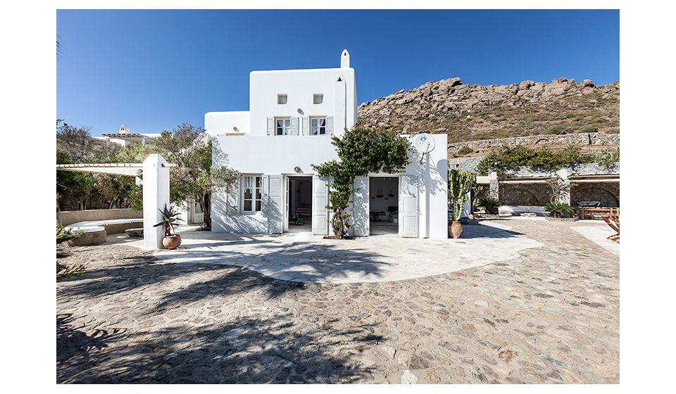 Luxury Mykonos Villas, Mykonos Villa Lilian, Cyclades, Greece