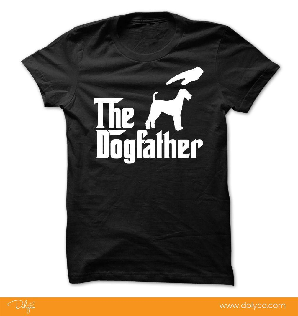 The DogFather Airedale Terrier