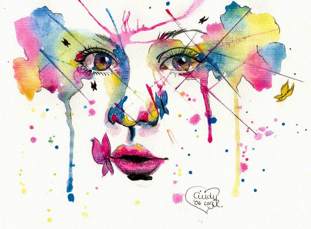 Blue-Pink-Yellow by Cindy-R.deviantart.com on @DeviantArt