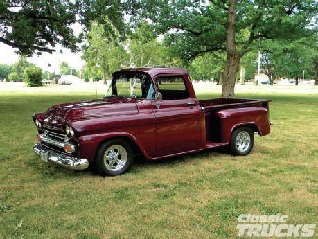 1959 Chevrolet Apache - Classic Trucks Magazine