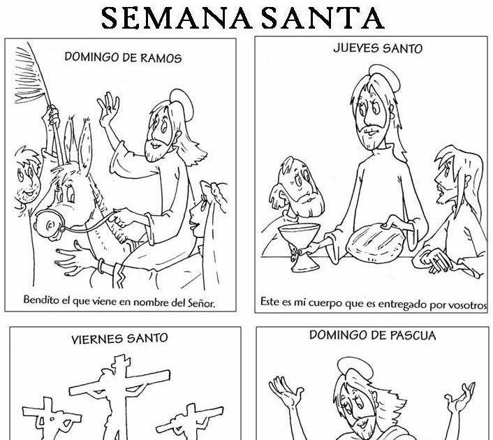 Para explicar el sentido de la Semana Santa a los niños, centrémonos ...