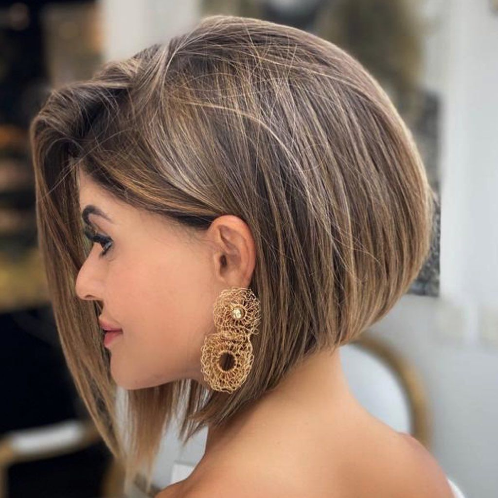 50 Stacked Bob Haircuts You'll Be Dying to Try in