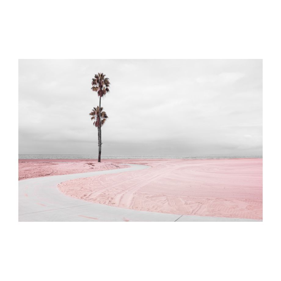 Leinwandbild The Beach 2   Grau / Rosa, Morteens Jetzt Bestellen Unter:  Https://moebel.ladendirekt.de/dekoration/bilder Und Rahmen/bilder/?uidu003d2e79e194 98c5  ...