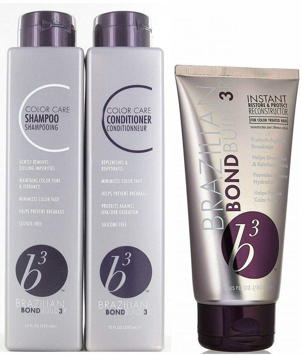 Brazilian Bond Builder B3 Color Care Shampoo 12 oz