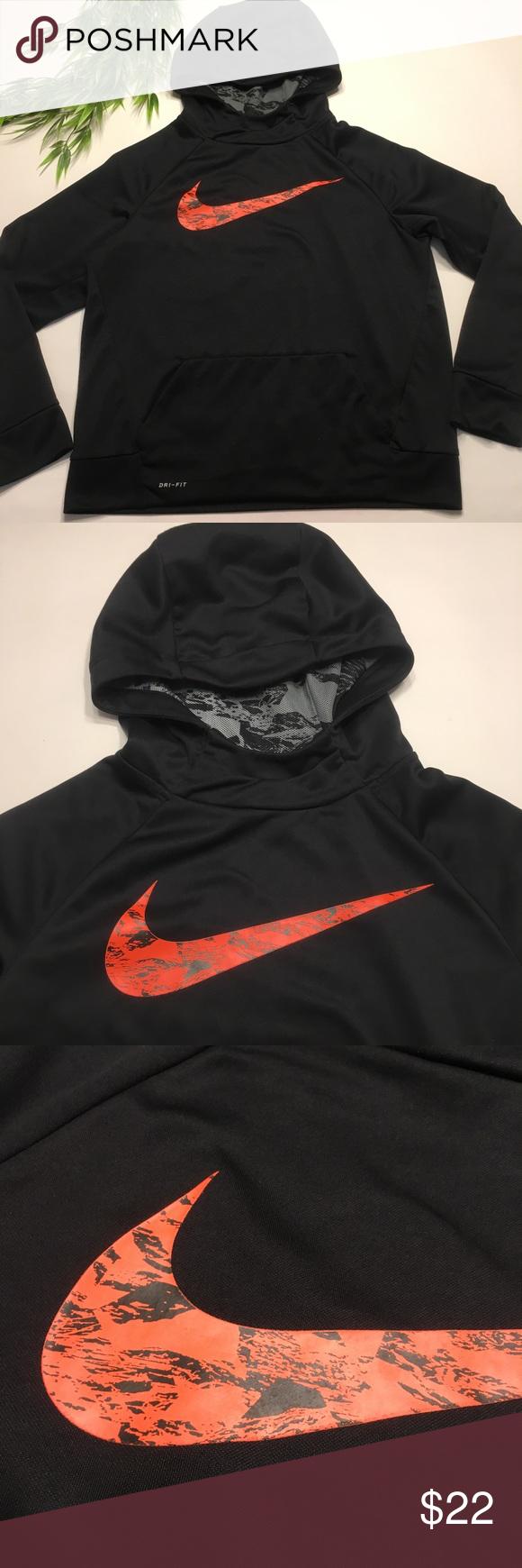 Nike Dri Fit Hoody Hoodies Men Pullover Hoodies Men Mens Sweatshirts Hoodie [ 1600 x 1280 Pixel ]