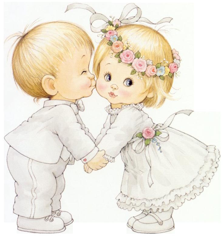 Поцелуй картинка для детей, анимационные