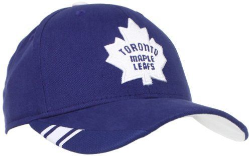 Genuine Merchandise Toronto Maple Leafs Vintage Logo Fitted 7 3//8 Hat Cap