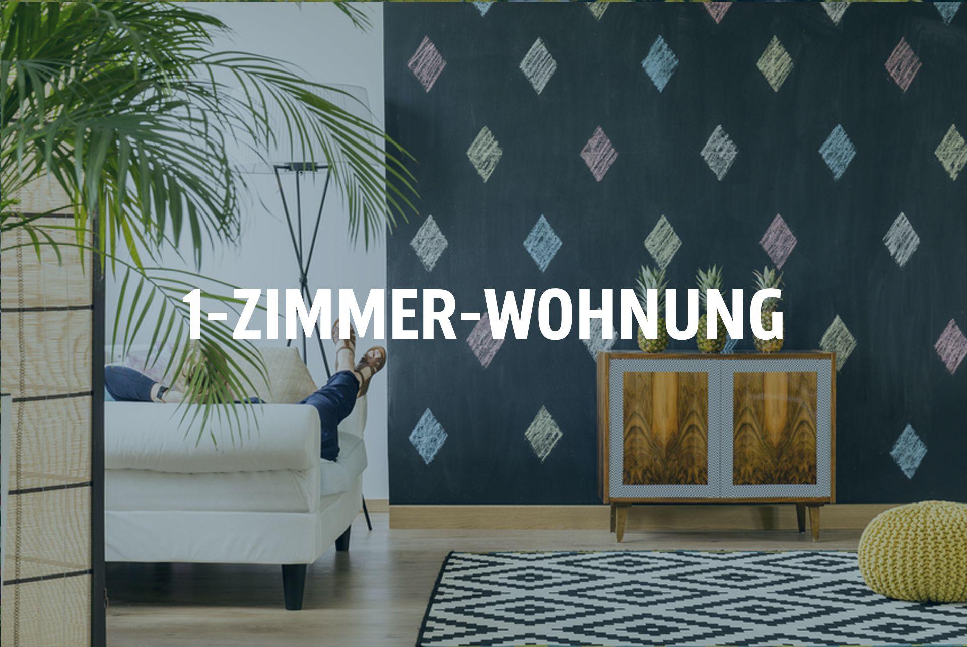 einzimmerwohnung clever einrichten 1 zimmer wohnung einrichten pinterest. Black Bedroom Furniture Sets. Home Design Ideas