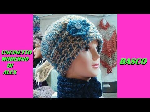 Tutorial Cuffia Alluncinetto Punto Puff Stitch A Zig Zag All