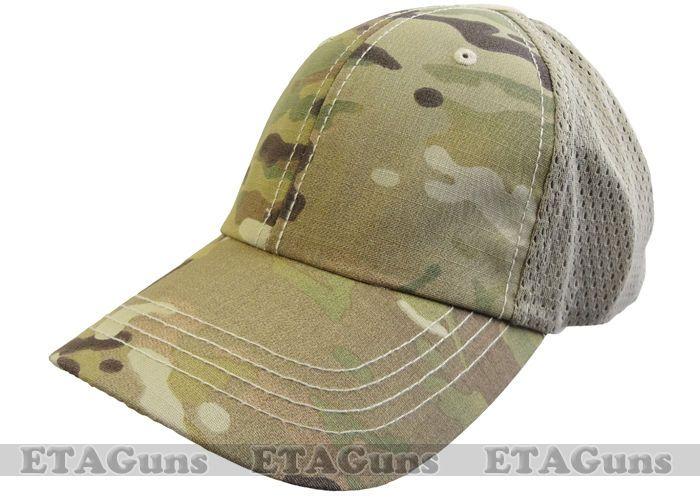 0b63526f5 CONDOR MULTICAM Special Forces Operator Military Tactical Mesh Cap ...