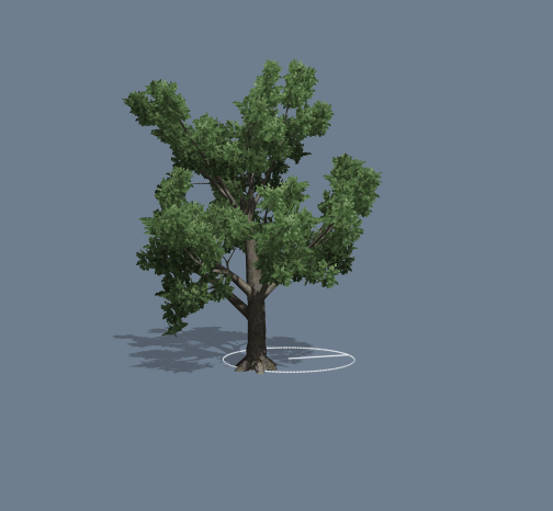 Simple Tree 01  This royalty free 3D model or texture is available